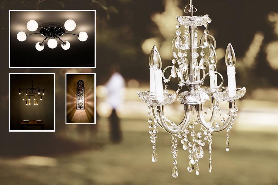 טרנדים בעיצוב התאורה לבית