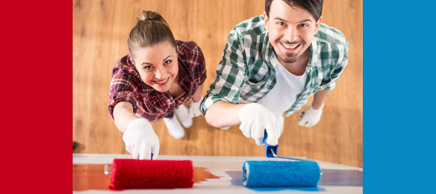 טיפים של מקצוענים לצביעת דירות ובתים