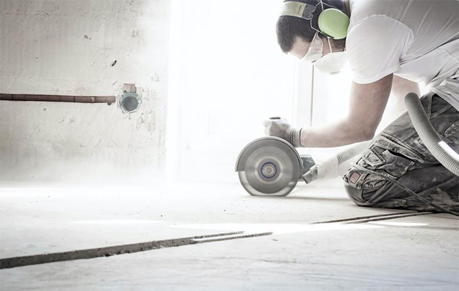 ניסור בטון ביהלום - שיפוץ הבית בעידן הטכנולוגיה
